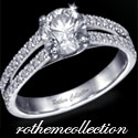 Rothem Collection Engagement Rings